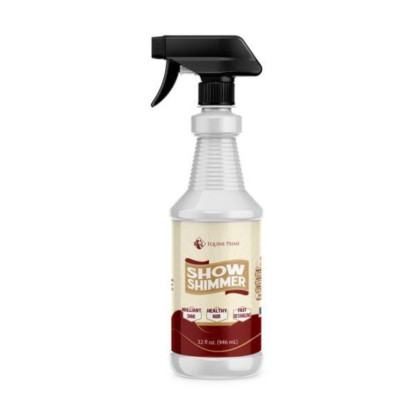 Equine Prime Show Shimmer Shine Spray 32 fl oz